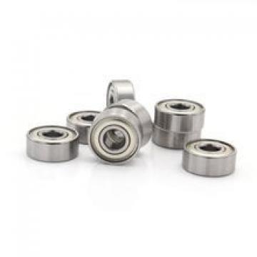 High performance miniature low noise nmb 626z deep groove ball bearing 6x19x6 mm
